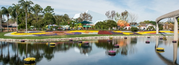 EPCOT International Flower & Garden Fesival