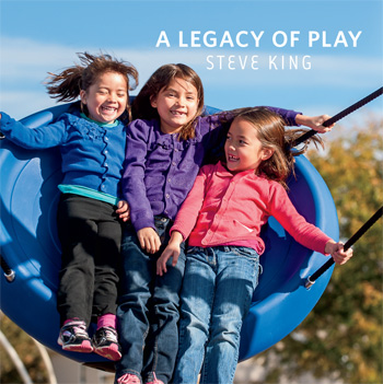 A Legacy of Play by Steve King