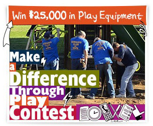 Make a Difference Through Play contest