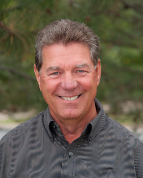 Steve King, cofounder and chairman of Landscape Structures Inc.