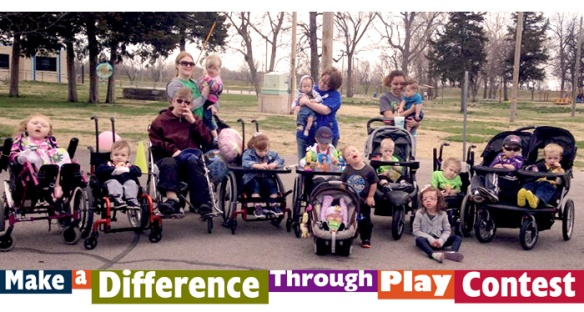 Kids in Iola, Kan., will benefit from the inclusive playground the Iola Kiwanis intends to build with the $25,000 award.
