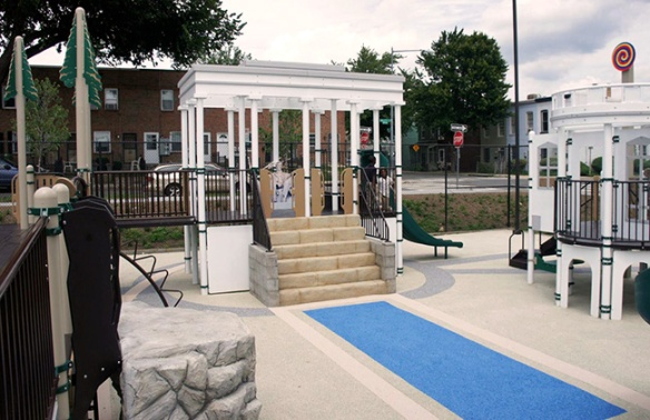 Rosedale Recreation Center (1701 Gales Street NE)