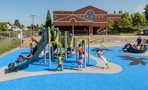 Hawthorne Elementary School, Seattle, Wash.