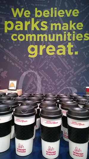 We believe parks make communities great!