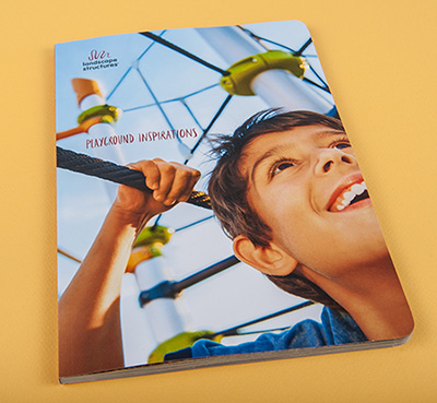 Get inspired with the Playground Inspirations book!