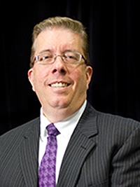 Michael Hecker, CPRP, parks and recreation director for the City of Elk River, Minn.