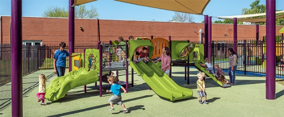 Playground Planning For Preschools And Daycare Centers