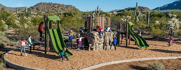 Desert Arroyo Park, Mesa, Ariz.