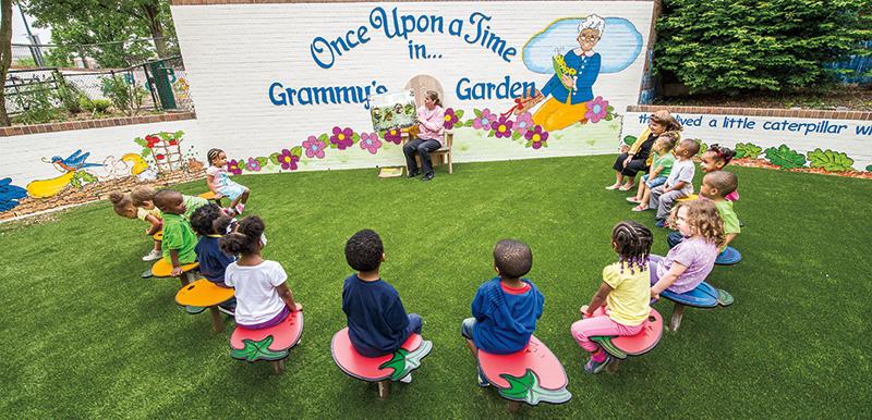 Grammy's Garden