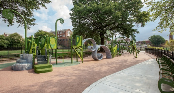 Harry Thomas Sr. Playspace