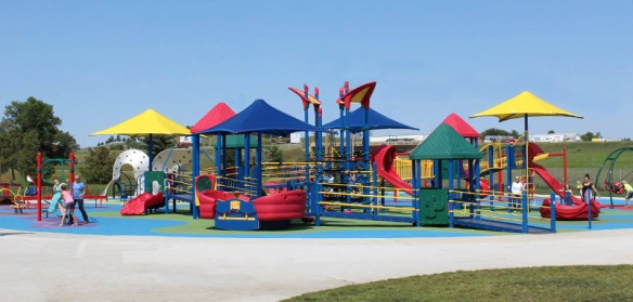 Mandan Universal Playground