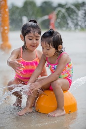 Use tips from the American Red Cross to keep children safe during water-related recreational activities.