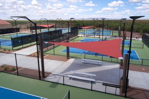 Pickleball Courts, Arizona