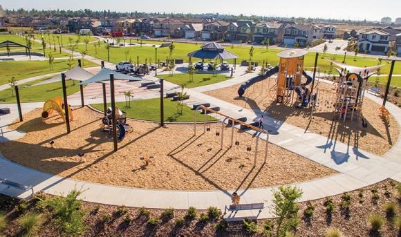 Kammerer Park, Elk Grove, CA