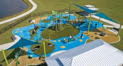 Carrollwood Village Park, Tampa, FL
