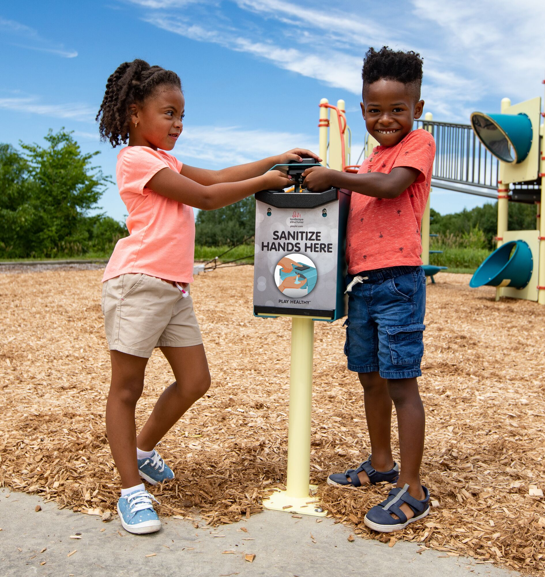 Together We Play Landscape Structures Bringing The Magic Of Play To Communities