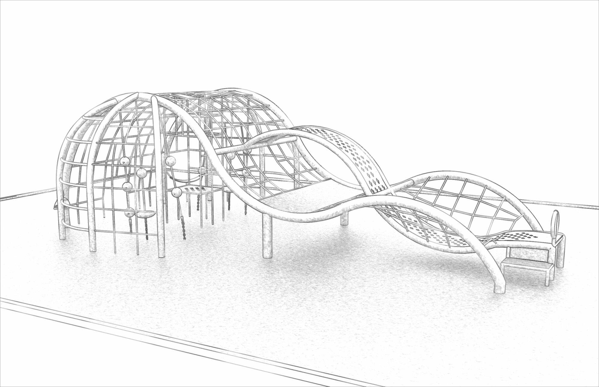 Net Structure Concept B